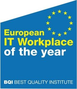 Workplace of the Year Logo